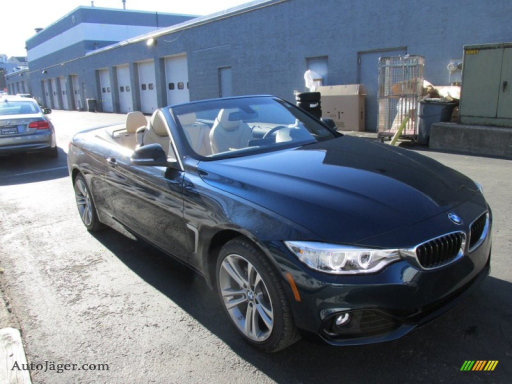 2015 BMW 4 Series 428i xDrive Convertible in Midnight Blue Metallic ...
