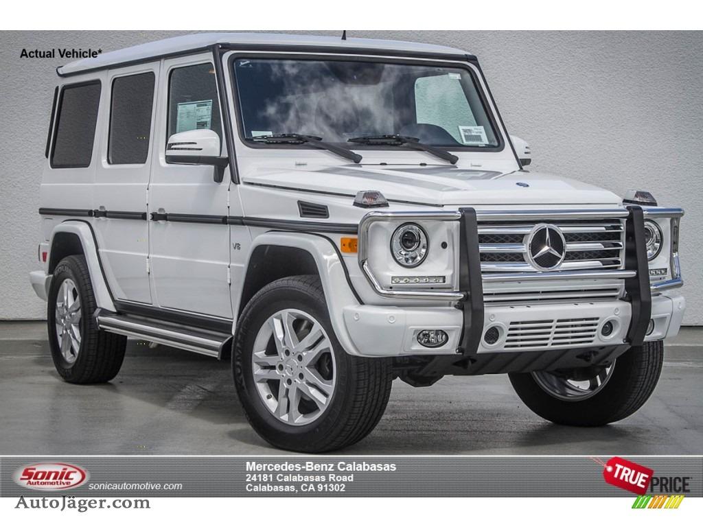 Style U0026 Design Source · 2015 Mercedes Benz G 550 In Polar White 231045 Auto  J Ger