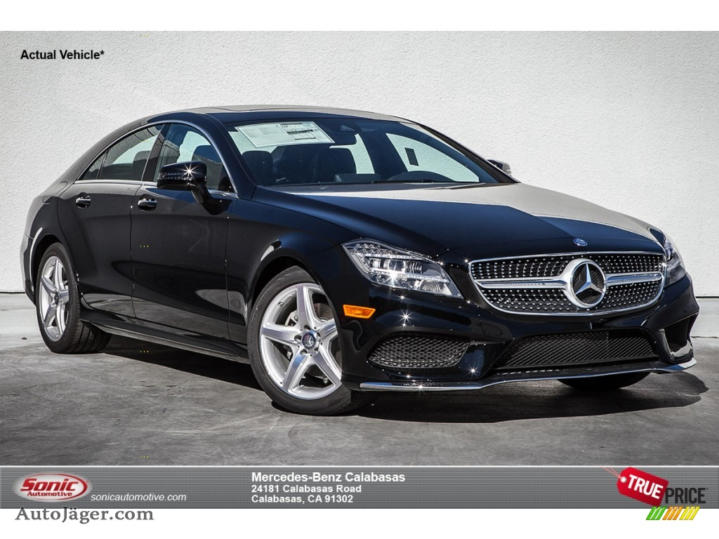 2015 mercedes benz cls 400 coupe in black 142038 auto for Mercedes benz cls 400 for sale