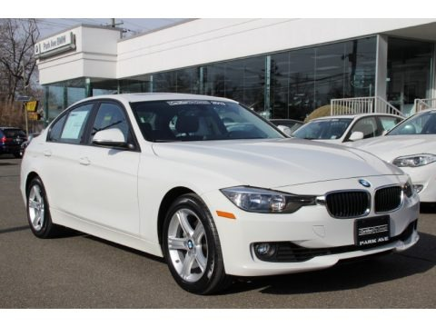 Alpine White 2013 BMW 3 Series 328i xDrive Sedan