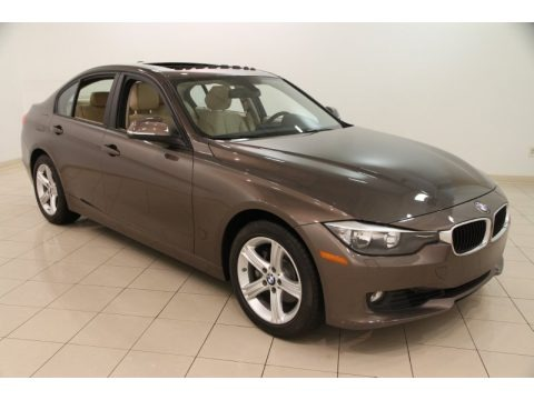 Sparkling Bronze Metallic 2013 BMW 3 Series 328i xDrive Sedan