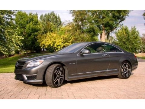 designo Graphite 2012 Mercedes-Benz CL 63 AMG