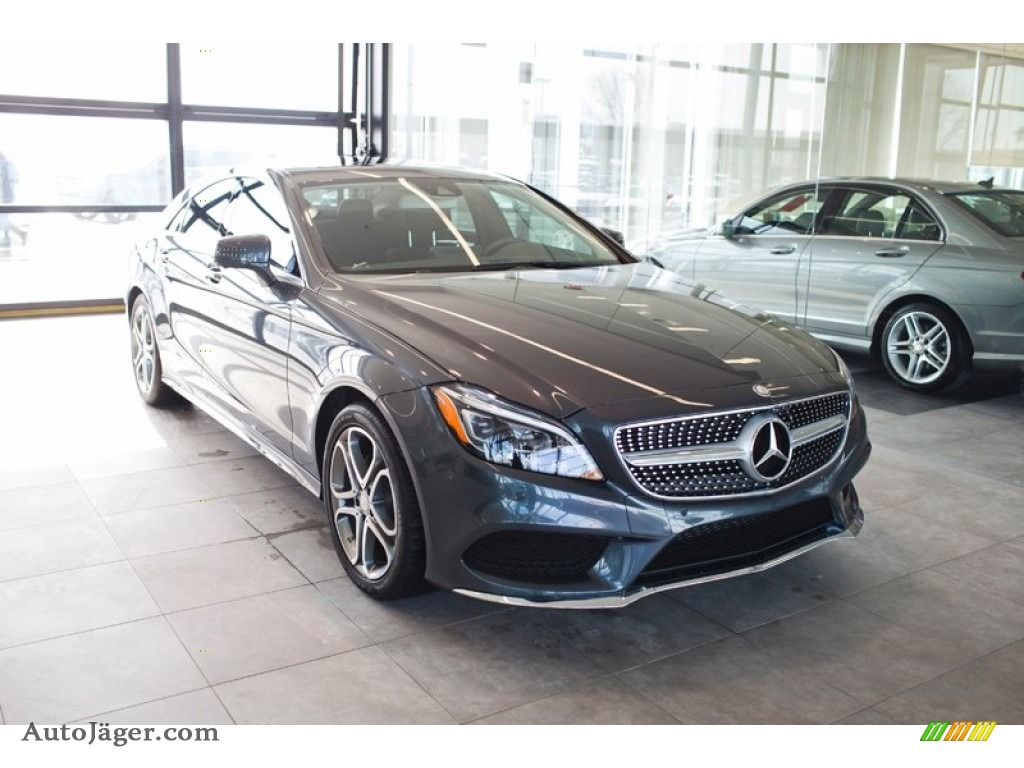 2015 mercedes benz cls 400 4matic coupe in steel grey for Mercedes benz cls 400 for sale