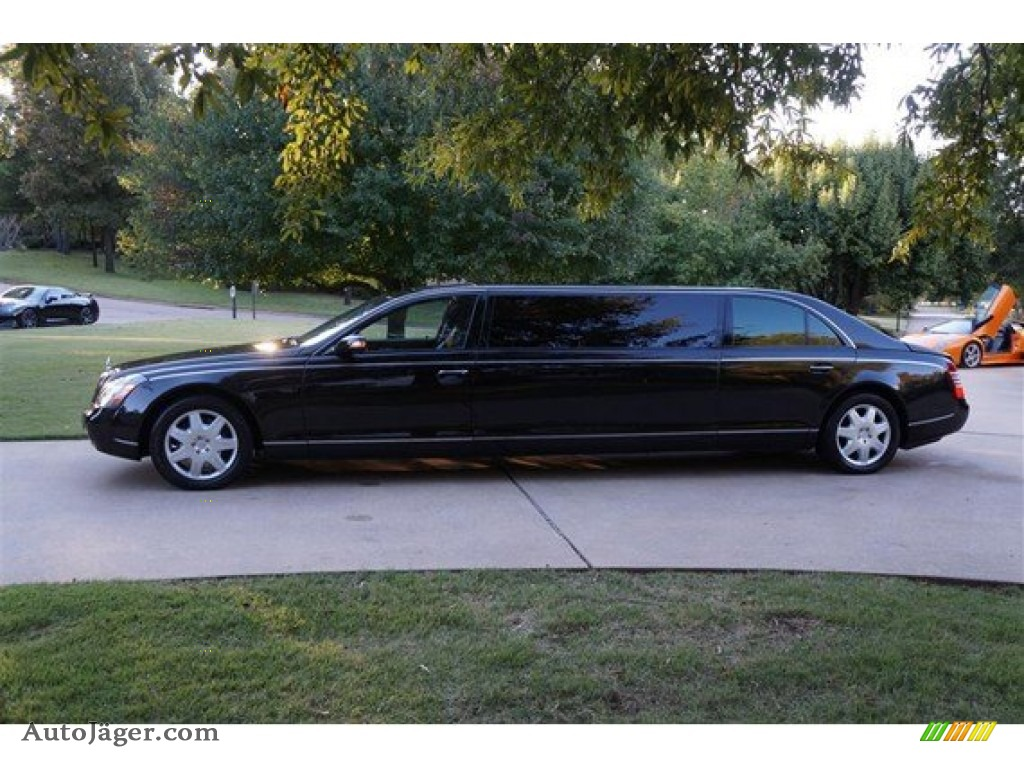 2004 57 Limousine - Black / Labrador Anthracite photo #1