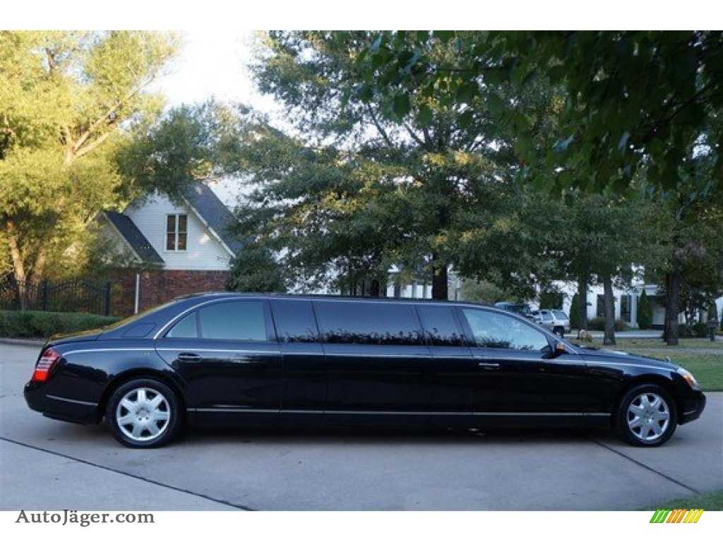 2004 57 Limousine - Black / Labrador Anthracite photo #3