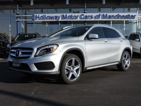 2015 mercedes benz gla 250 4matic in cirrus white photo 3 for Holloway motor cars manchester