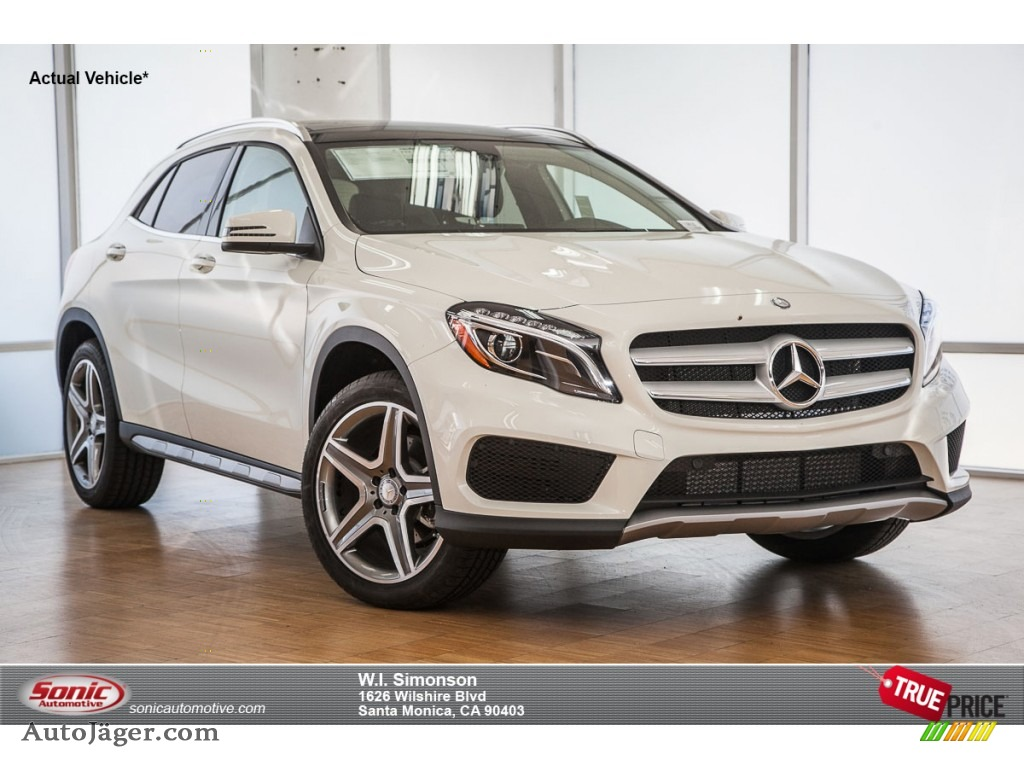 2015 mercedes benz gla 250 4matic in cirrus white 108620 for 2015 mercedes benz gla 250 for sale