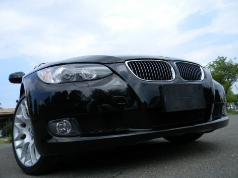 Jet Black 2010 BMW 3 Series 328i Coupe