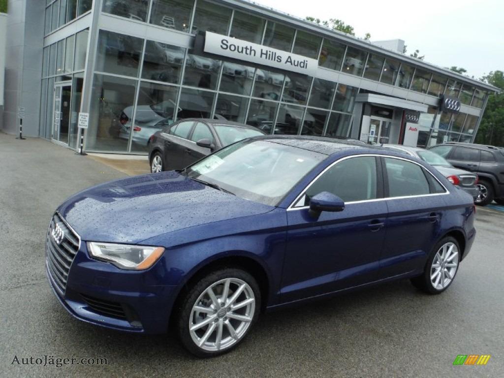 Audi A Premium Plus Quattro In Scuba Blue Metallic - South hills audi