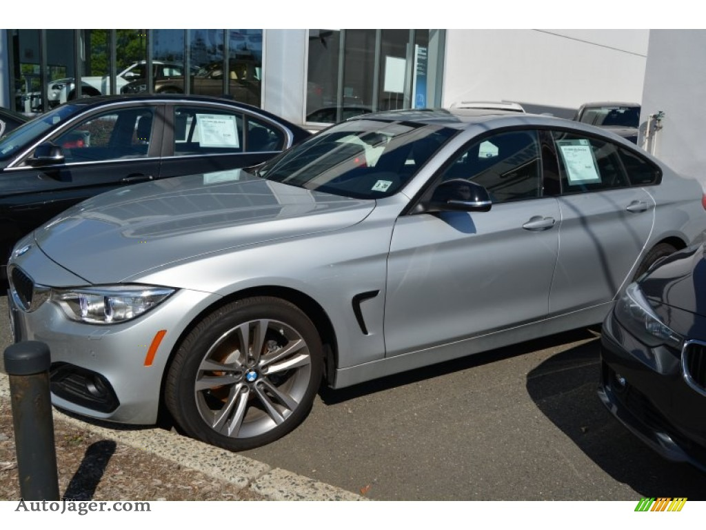 2015 BMW 4 Series 428i xDrive Gran Coupe in Glacier Silver ...