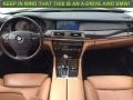 BMW 7 Series 750i xDrive Sedan Deep Sea Blue Metallic photo #10