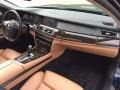BMW 7 Series 750i xDrive Sedan Deep Sea Blue Metallic photo #11