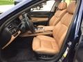 BMW 7 Series 750i xDrive Sedan Deep Sea Blue Metallic photo #12
