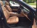 BMW 7 Series 750i xDrive Sedan Deep Sea Blue Metallic photo #13