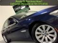 BMW 7 Series 750i xDrive Sedan Deep Sea Blue Metallic photo #20