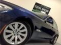 BMW 7 Series 750i xDrive Sedan Deep Sea Blue Metallic photo #22