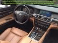 BMW 7 Series 750i xDrive Sedan Deep Sea Blue Metallic photo #64