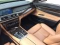 BMW 7 Series 750i xDrive Sedan Deep Sea Blue Metallic photo #65