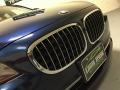 BMW 7 Series 750i xDrive Sedan Deep Sea Blue Metallic photo #86