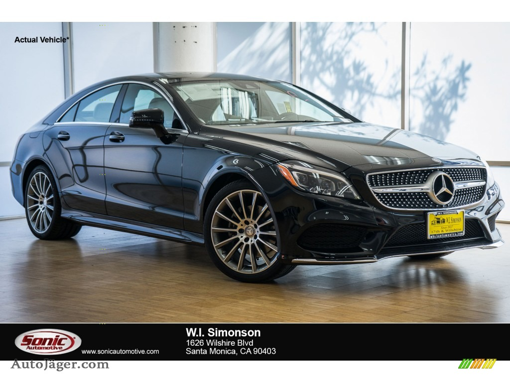 2016 mercedes benz cls 400 coupe in black 166140 auto for Mercedes benz cls 400 for sale