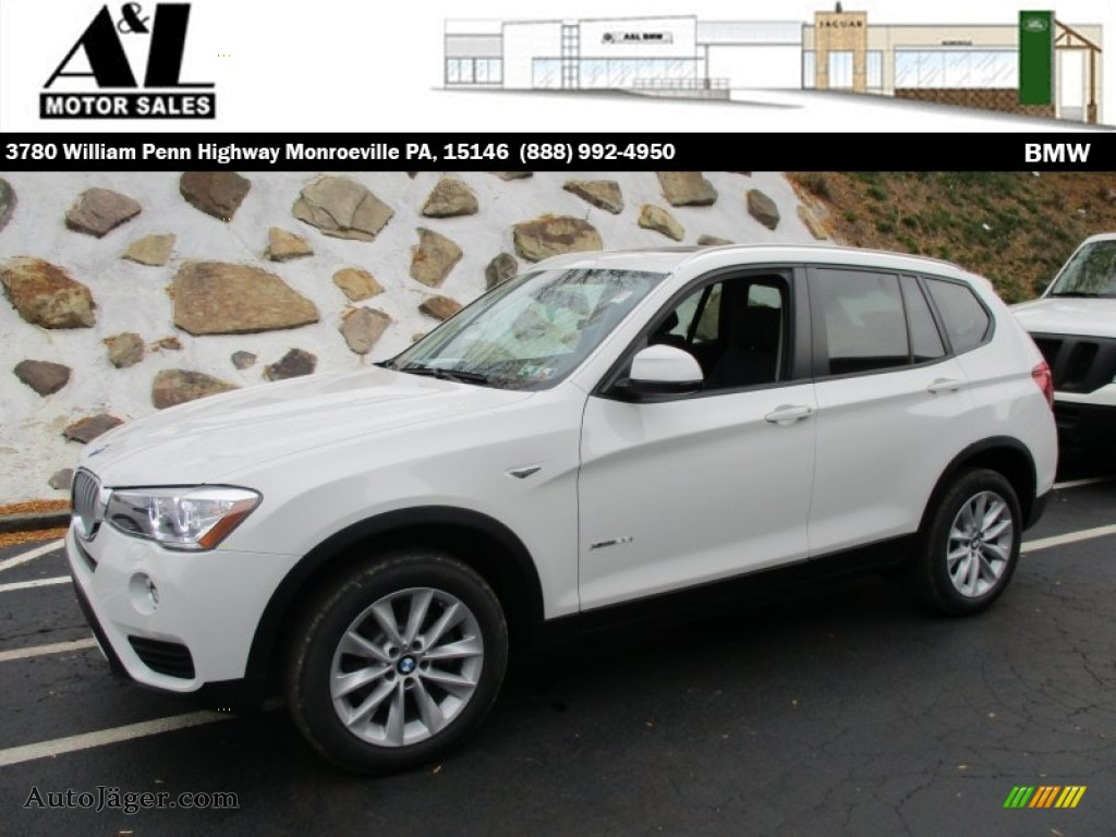 2016 bmw x3 xdrive28i in alpine white d76071 auto j ger german cars for sale in the us. Black Bedroom Furniture Sets. Home Design Ideas