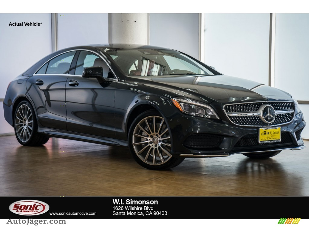 2015 mercedes benz cls 550 coupe in magnetite black for Mercedes benz cls sale
