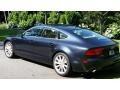 Audi A7 3.0T quattro Premium Moonlight Blue Metallic photo #6