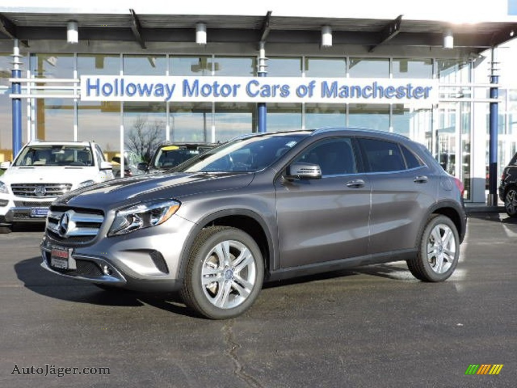 2016 mercedes benz gla 250 4matic in mountain grey for Holloway motor cars manchester