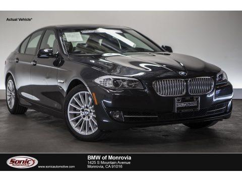 Dark Graphite Metallic II 2013 BMW 5 Series ActiveHybrid 5