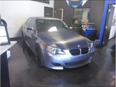 Silver Gray Metallic 2006 BMW M5