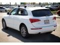 Audi Q5 2.0T quattro Ibis White photo #2