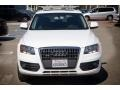 Audi Q5 2.0T quattro Ibis White photo #7