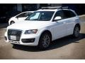 Audi Q5 2.0T quattro Ibis White photo #8