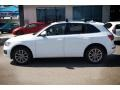 Audi Q5 2.0T quattro Ibis White photo #9