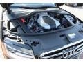 Audi A8 L 3.0T quattro Phantom Black Pearl photo #29