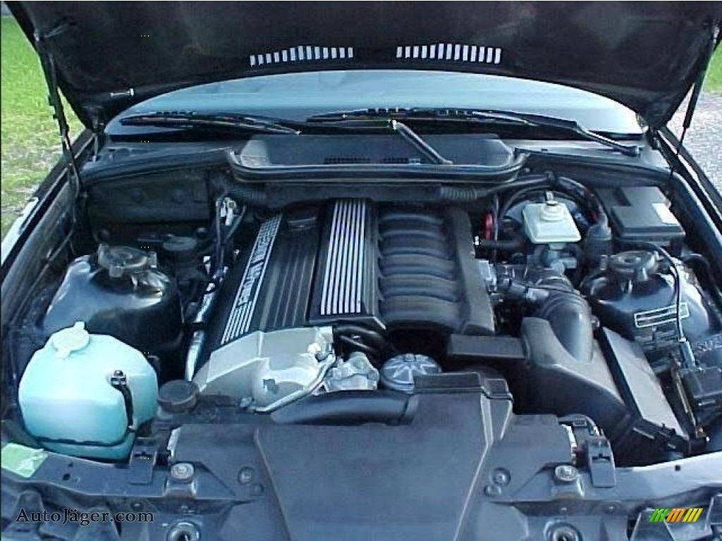 1995 M3 Coupe - Jet Black / Black photo #16