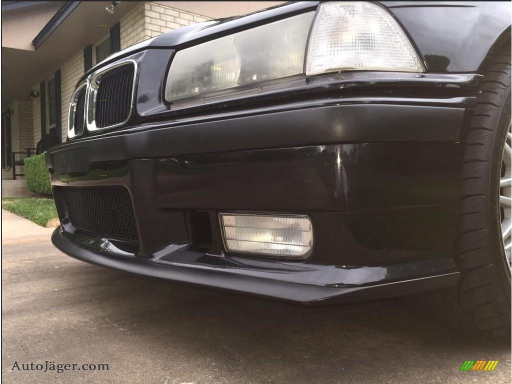 1995 M3 Coupe - Jet Black / Black photo #25