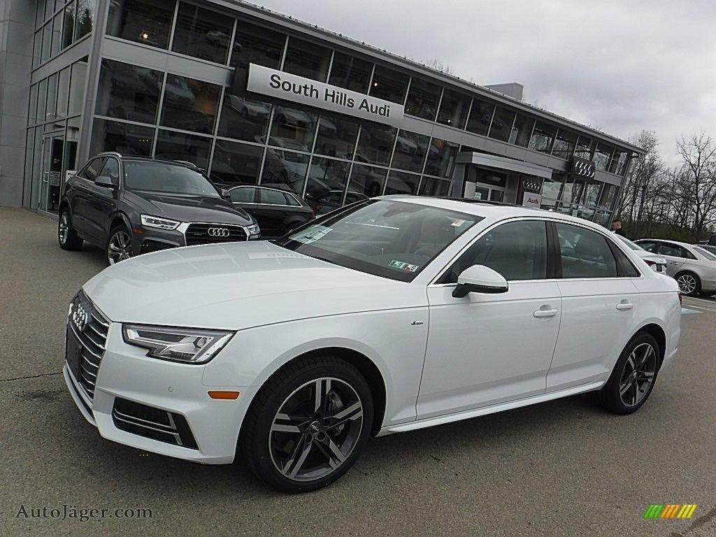 Audi A T Premium Plus Quattro In Glacier White Metallic - South hills audi