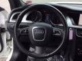 Audi A5 2.0T quattro Convertible Ibis White photo #15