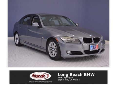 Space Gray Metallic 2010 BMW 3 Series 328i Sedan