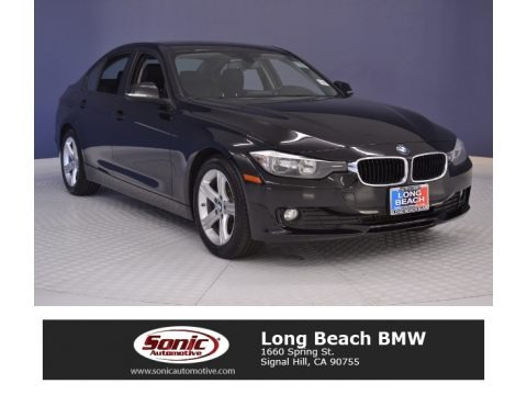 Jet Black 2014 BMW 3 Series 328d Sedan