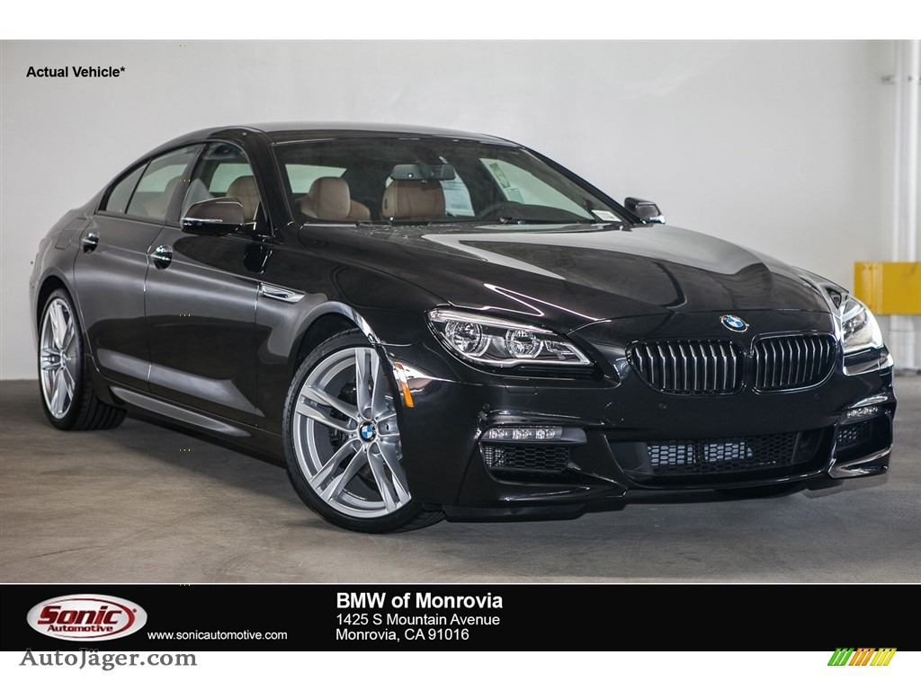 2017 bmw 6 series 640i gran coupe in black sapphire metallic 639535 auto j ger german cars. Black Bedroom Furniture Sets. Home Design Ideas