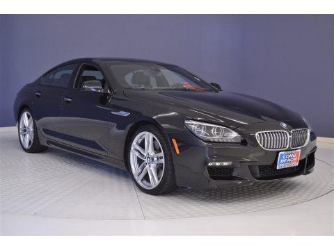 Black Sapphire Metallic 2014 BMW 6 Series 650i Gran Coupe