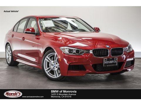 Melbourne Red Metallic 2013 BMW 3 Series 335i Sedan