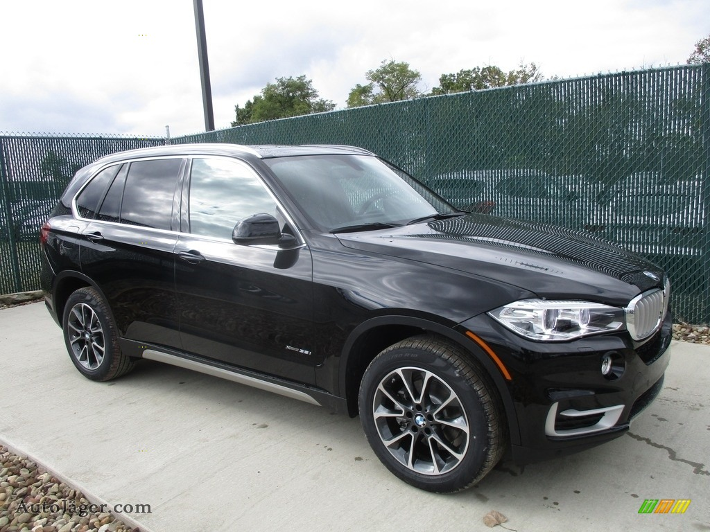 Jet Black Mocha BMW X5 XDrive35i