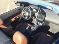 Audi R8 Spyder V8 Estoril Blue Crystal Effect photo #5