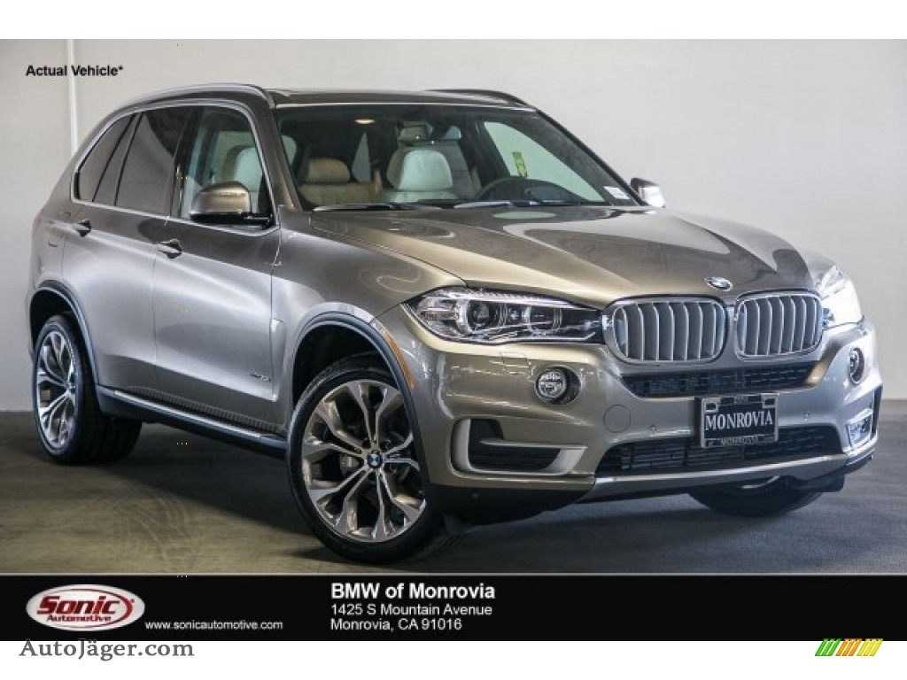 2017 Bmw X5 Sdrive35i In Atlas Cedar Metallic U21473