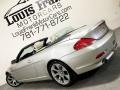 BMW 6 Series 650i Convertible Mineral Silver Metallic photo #3