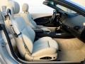 BMW 6 Series 650i Convertible Mineral Silver Metallic photo #13