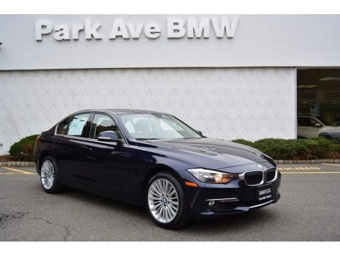 Imperial Blue Metallic 2014 BMW 3 Series 328i xDrive Sedan